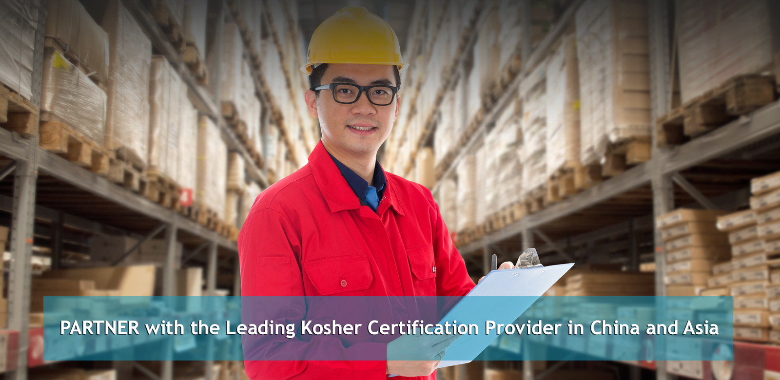 Leading Kosher Certification Provider in China and Asia
